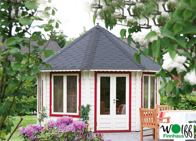Gartenhäuser im www.nagai-shop.de