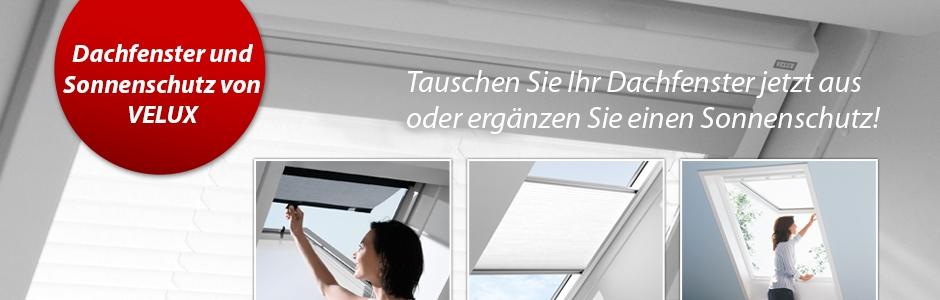 Velux Fenster Sonnenschutz
