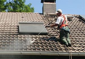 Denken Sie An Ihr Dach Dachreinigung In Berlin Und