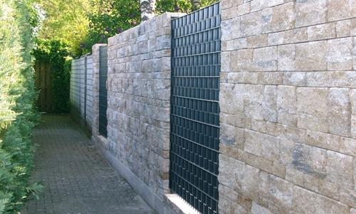 Sichtschutzzäune von Heras bei Nagai Dienstleistungsservice GmbH in ...