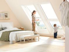 Velux Dachfenster Lichtband