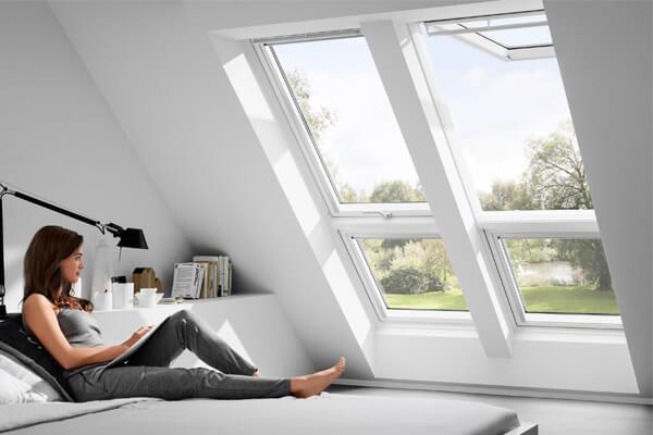 Moderne VELUX Dachfenster in Berlin / Brandenburg vom VELUX geschulten Betrieb