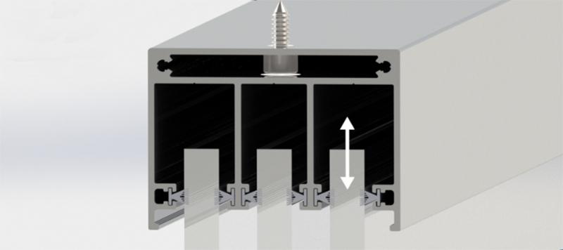 Ariane Teneriffa Schiebesystem Terrassenueberdachung