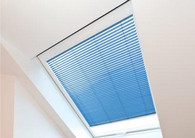 SkyLine - Aluminium-Jalousien für Dachfenster
